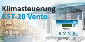 Neue Klimasteuerung KST-20 Vento