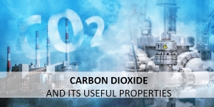 CO2 in industrial processes: Personal and plant protection by reliable carbon dioxide monitoring