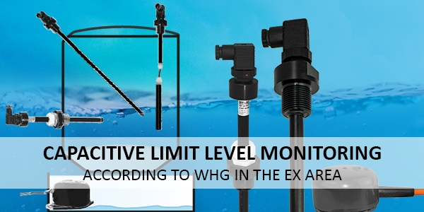 Capacitive limit level monitoring according to WHG in the Ex area