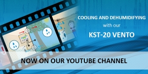 YouTube series about room dehumidification and cooling