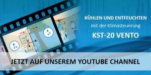 ZILA auf YouTube: Videoserie zur Raumentfeuchtung und -kühlung