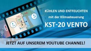 YouTube Serie zur Raumentfeuchtung und -kühlung