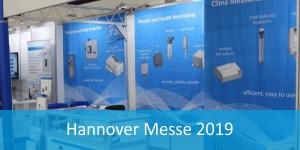 Besuchen Sie ZILA auf der Hannover Messe 2019 in Halle 24, Stand D35