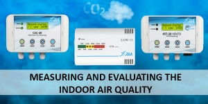 Measuring and evaluating the indoor air quality