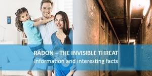 Radon: Health risks and limit values