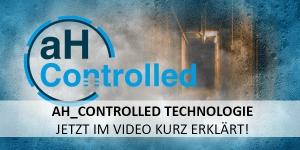 Entfeuchtungstechnologie aH-Controlled kurz erklärt
